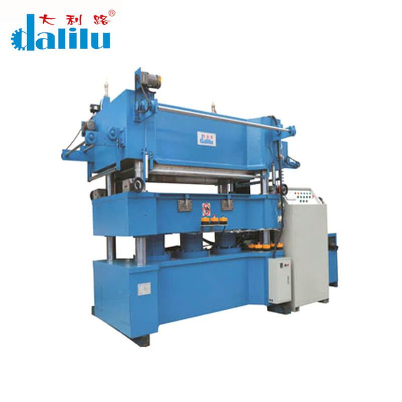 news-Dalilu-Dalilu unilateral paper stamping machine from China for advertising-img