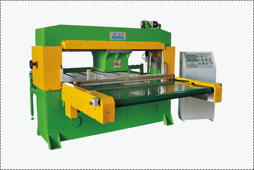 customized automatic leather cutting machine feeding design for belts-1