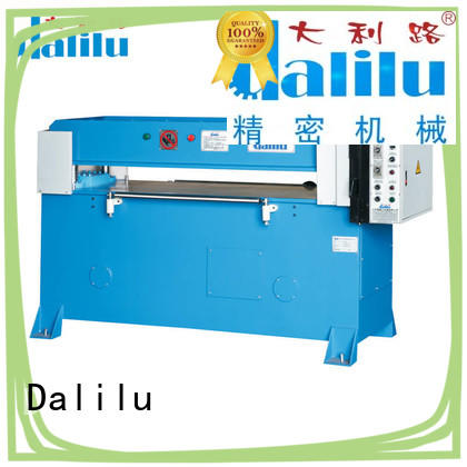 Dalilu efficient plastic cutting machine factory price for woven bags