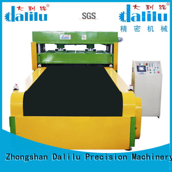 Dalilu dlc8c industrial cutting machine directly price for plants