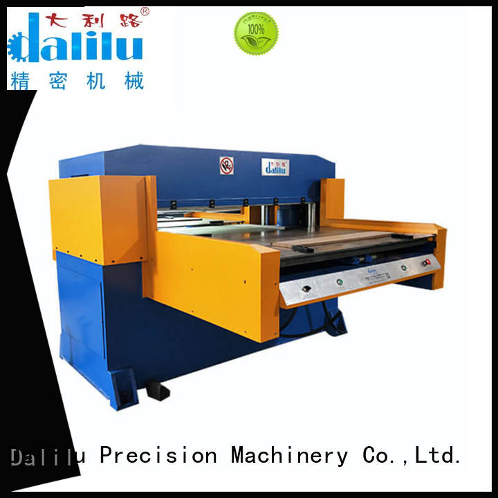 accurate industrial die cutting machine from China for dust cover
