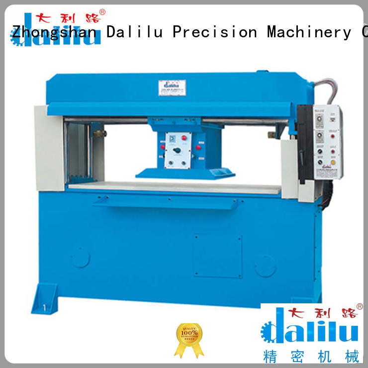 long lasting plastic die cutting machine dlc3 supplier for woven bags