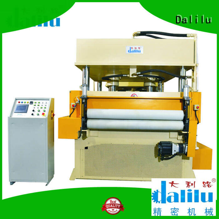 Dalilu cost-effective plastic die cutting machine personalized for plastic bags