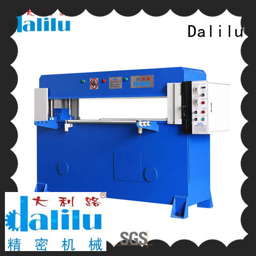 Dalilu technical automatic die cutting machine supplier for sealing strips