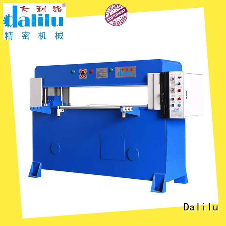 dlc8e automatic cutting machine factory price for automobile oil seal Dalilu