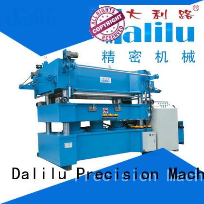 Dalilu high quality gilding press machine online for designs