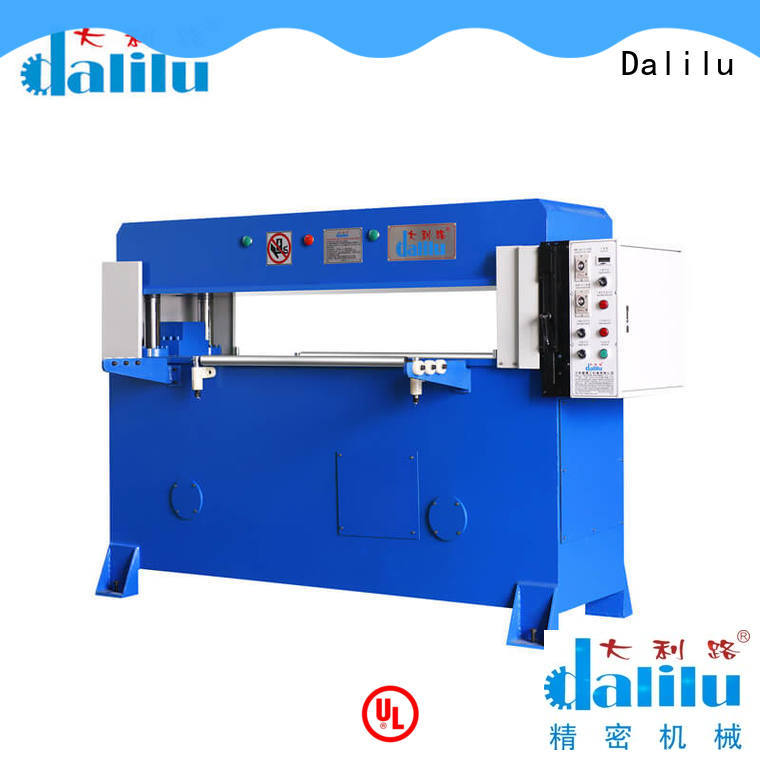professional automatic die cutting machine sound from China for seal ring