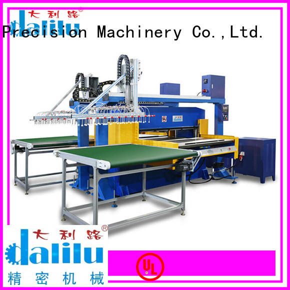 Dalilu stable cnc foam cutting machine directly sale for workplace