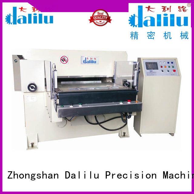 Dalilu dlcy01 hydraulic die press machine supplier for electronics