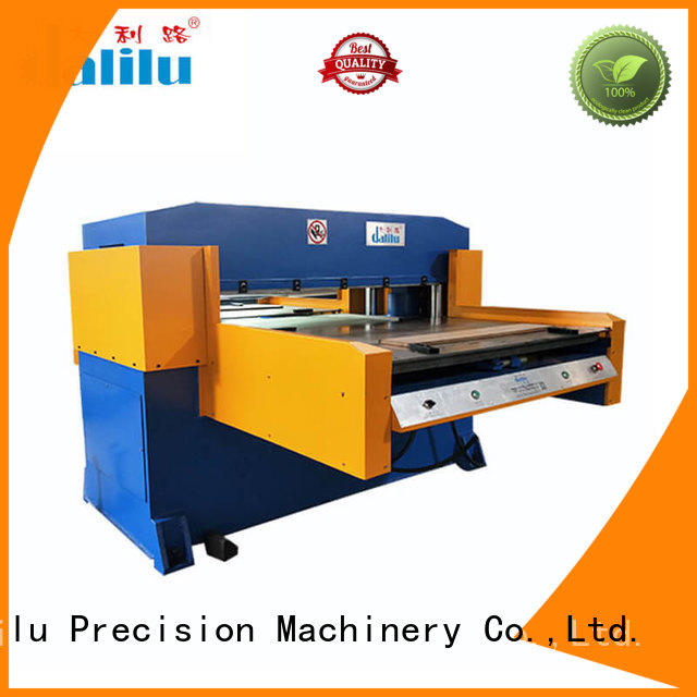 Hot cotton best price die cutting machines precision Dalilu Brand