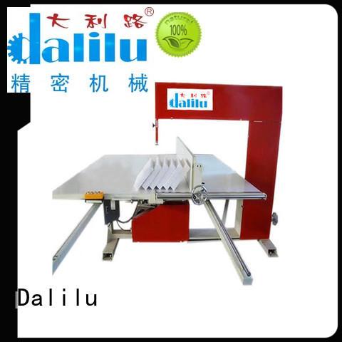 Dalilu dlc8e foam cutting machine directly price for workshop