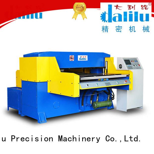 programmable die cut machine precision bilateral Dalilu Brand company