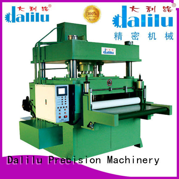 Dalilu secure electronic cutting machine precision for seal ring