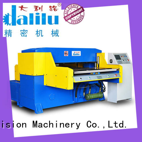 Dalilu top quality plastic cutting machine wholesale for flexible plastic packaging