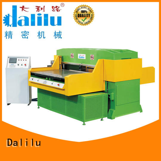 Dalilu machine puzzle cutting machine factory price for flexible plastic packaging