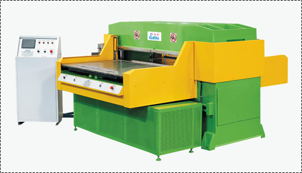 Dalilu efficient rubber cutting machine supplier for plastic lunch boxes-1