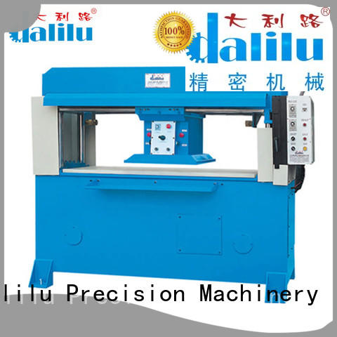 blister puzzle cutting machine wholesale for plastic lunch boxes Dalilu