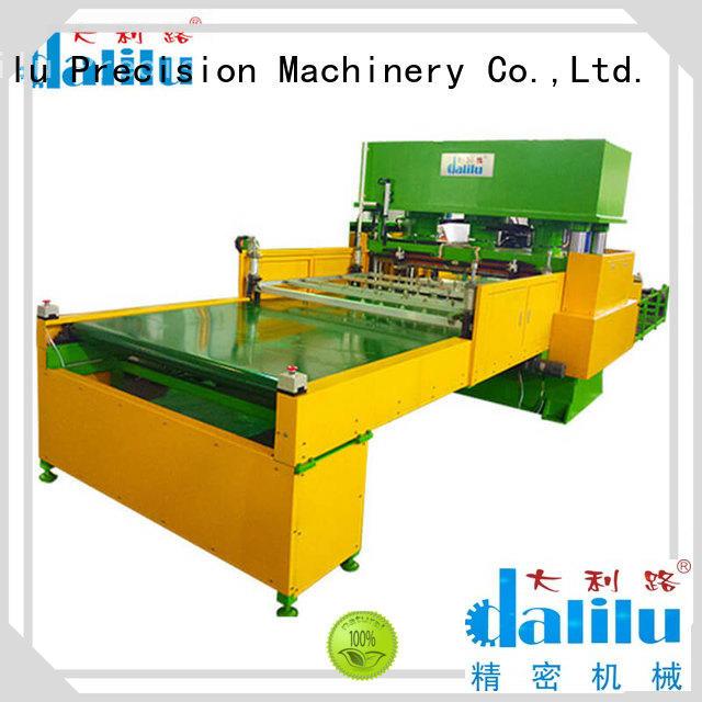dalilu soft toy cutting machine supplier for car cushions Dalilu