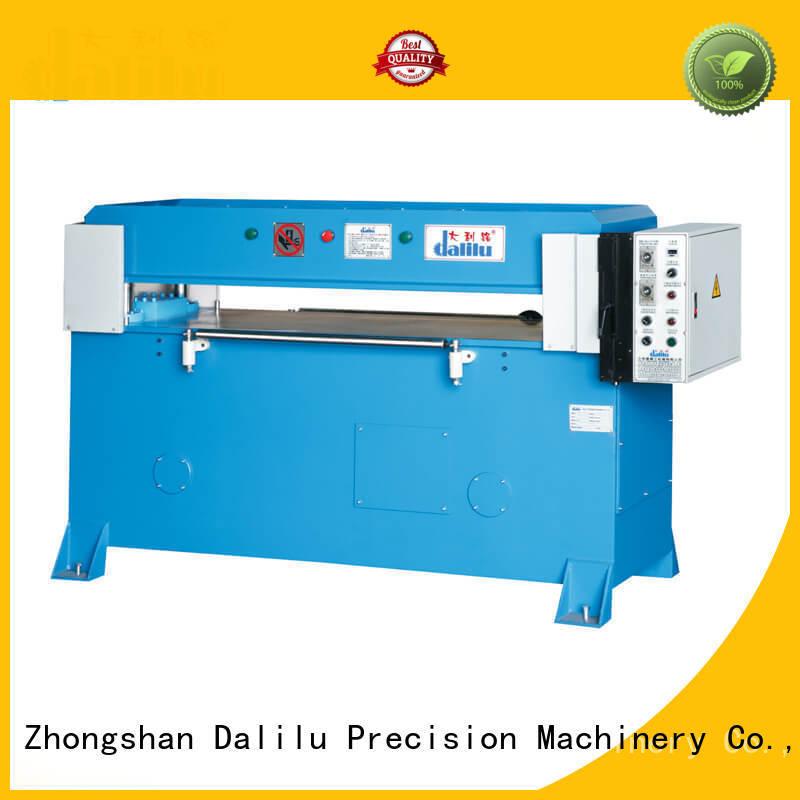 precise die press machine factory price for plastic bags Dalilu