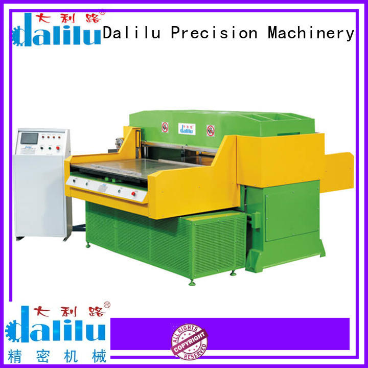 cost-effective automatic rubber cutting machine machine personalized for flexible plastic packaging