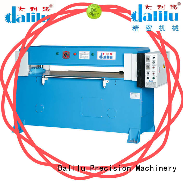Dalilu cost-effective plastic die cutting machine supplier for plastic lunch boxes