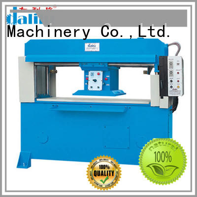 Dalilu Brand blister gantry packaging programmable die cut machine feeding