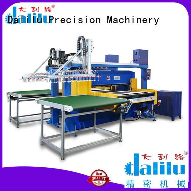 Dalilu automatic foam die cutting machine manufacturer for factory