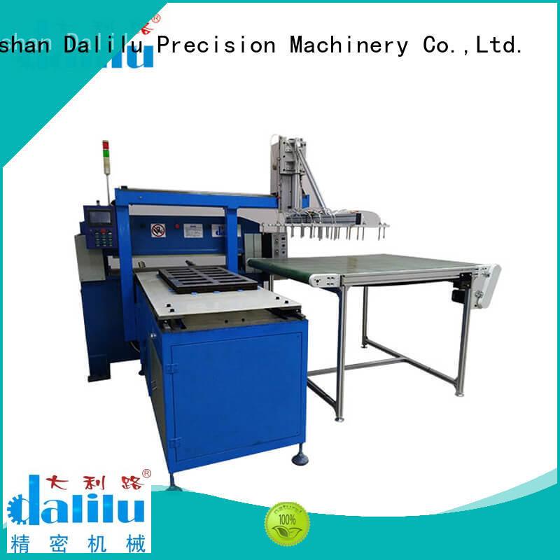 Dalilu dlc9c cloth cutting machine supplier for handbags