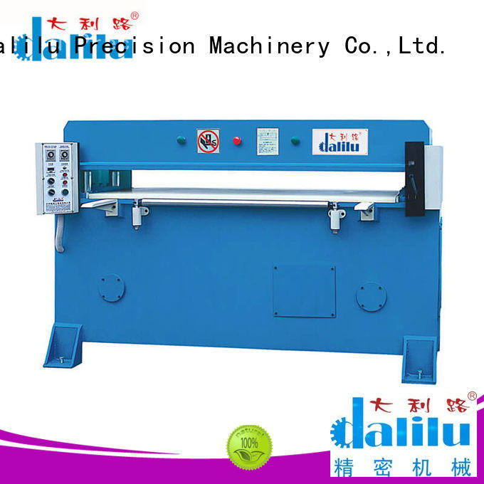 Dalilu professional blister packaging machine factory for plastic bag