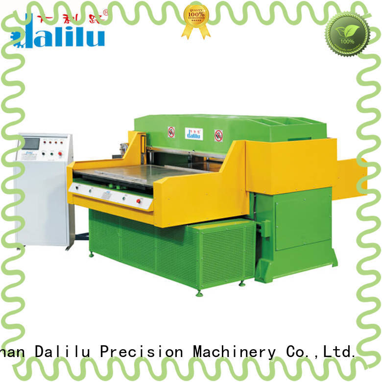 dlcy03 manual die cutting press supplier for plastic lunch boxes Dalilu