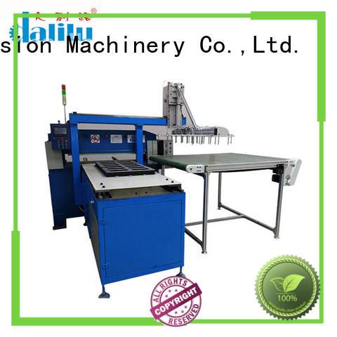 Dalilu dlc9c leather cutting machine design for belts