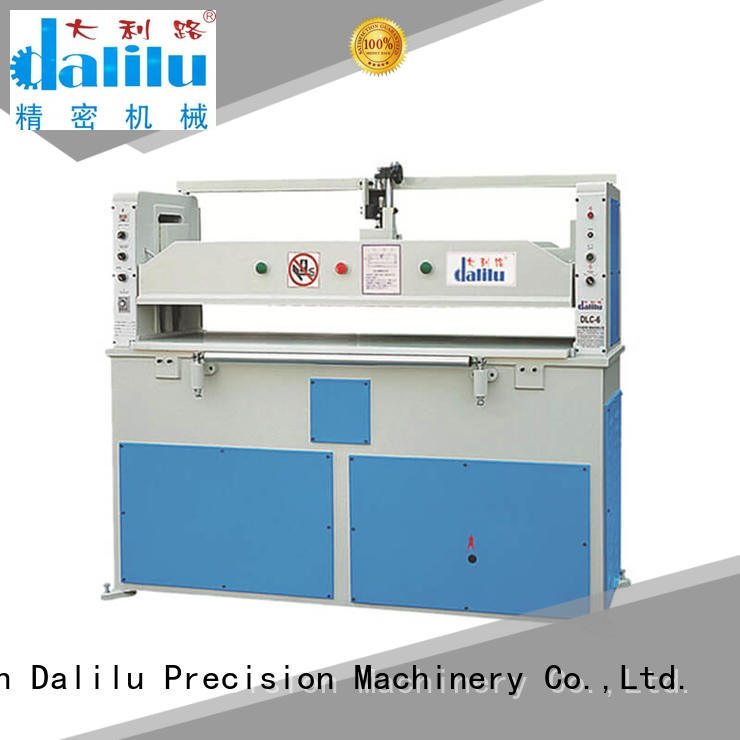 technical automatic cloth cutting machine swing factory price for belts