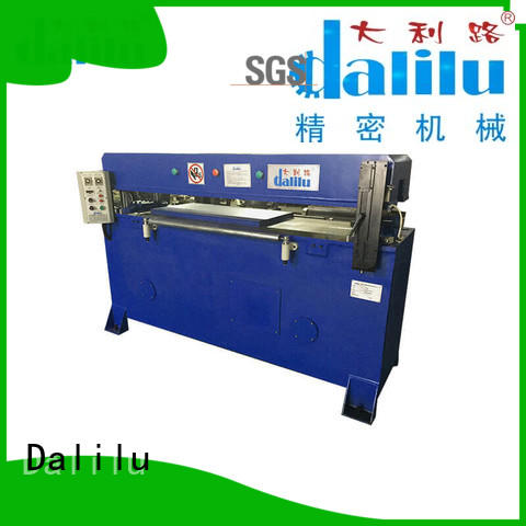 customized large die cutting machine belt design for wallets