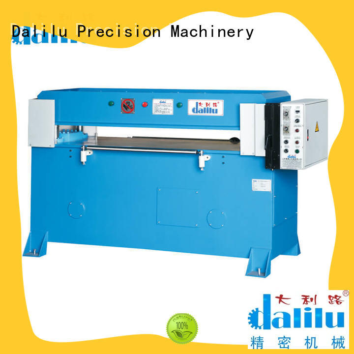 top quality automatic rubber cutting machine aluminum personalized for woven bags