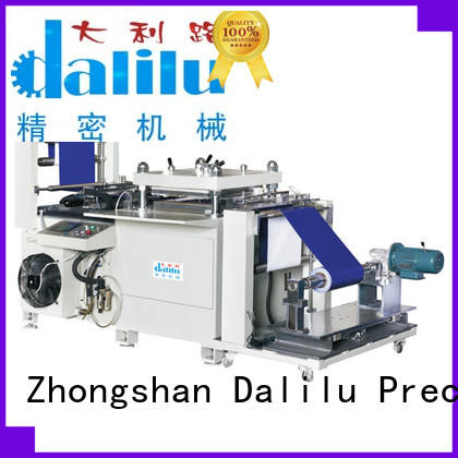 programmable die cut machine four cnc top ten die cutting machines Dalilu Brand