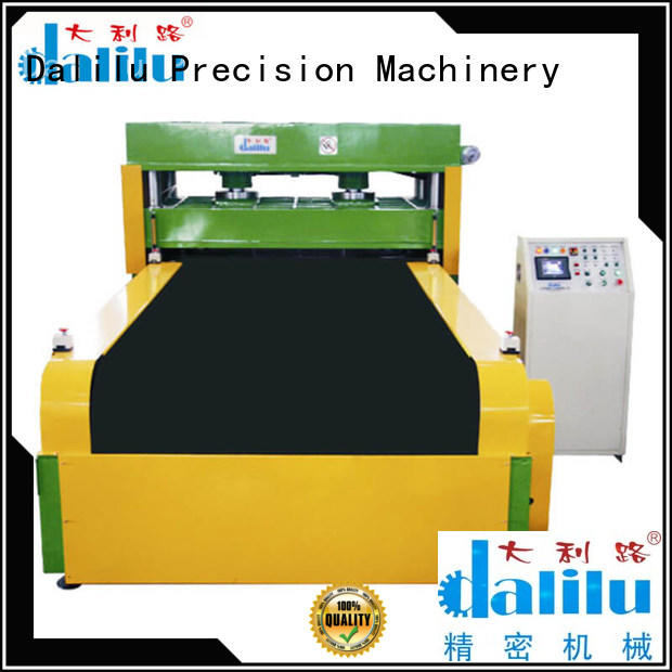 epe foam die cutting machine directly sale for plants