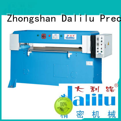 packaging professional die cutter supplier for plastic bags Dalilu