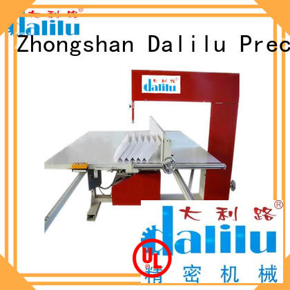 Dalilu good quality foam die cutting machine directly sale for plants