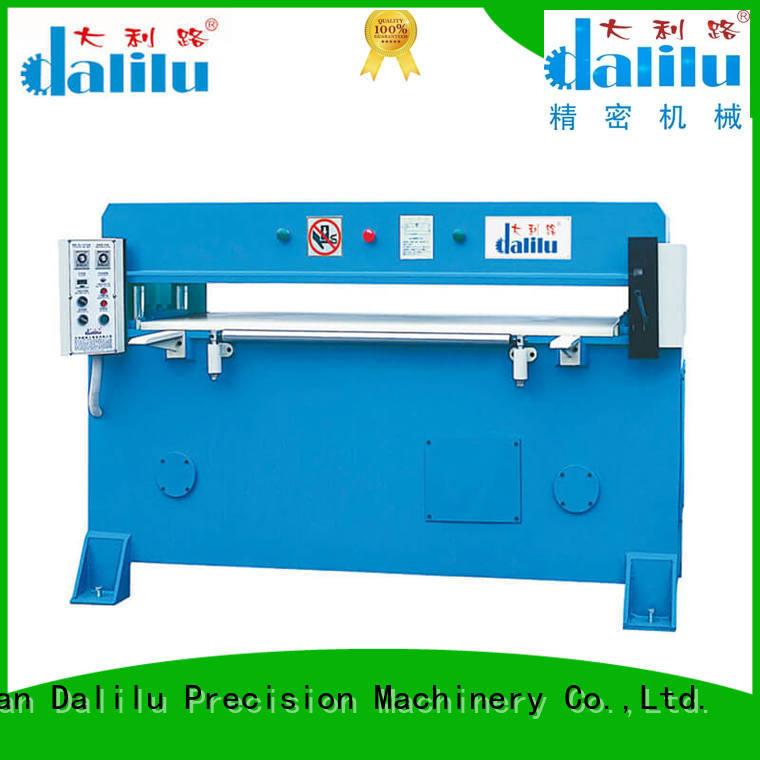 customized cloth cutting machine hydraulic on sale for clothing