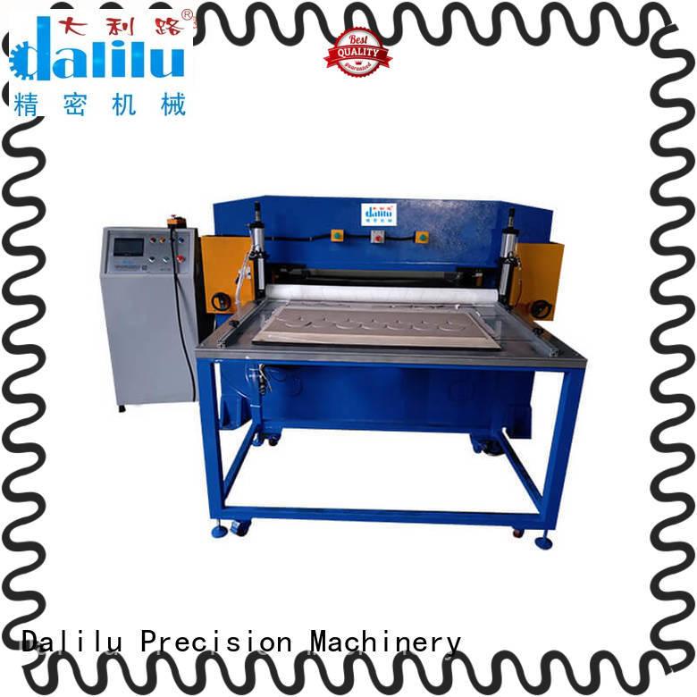 Die Cutting Machine For Epe Foam DLC-8C