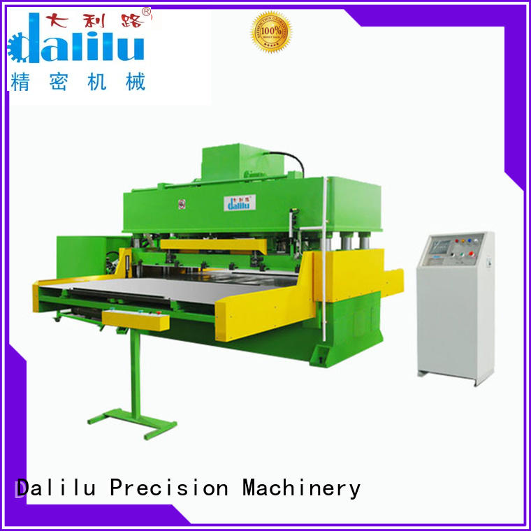 Dalilu secure automatic cutting machine on sale for automobile oil seal
