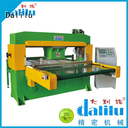 Dalilu machine swing arm cutting machine on sale for shoes