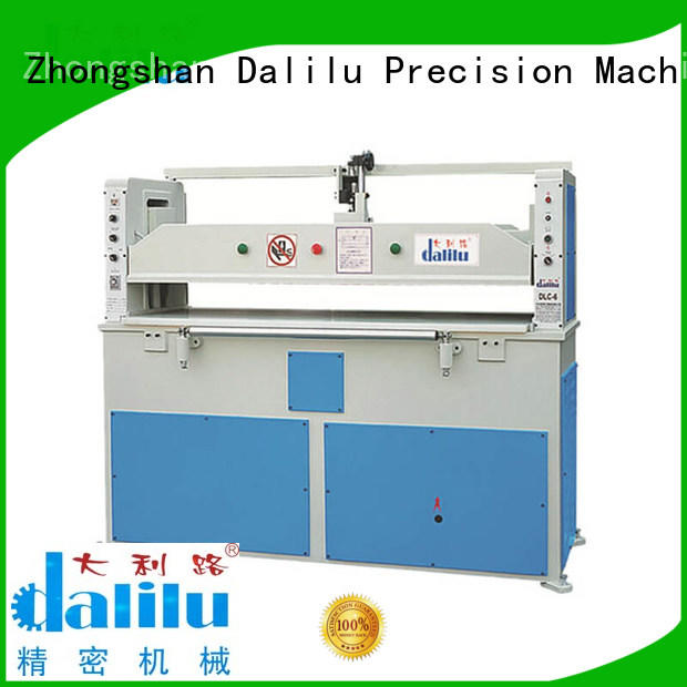 stable cloth cutting machine cutting factory price for belts