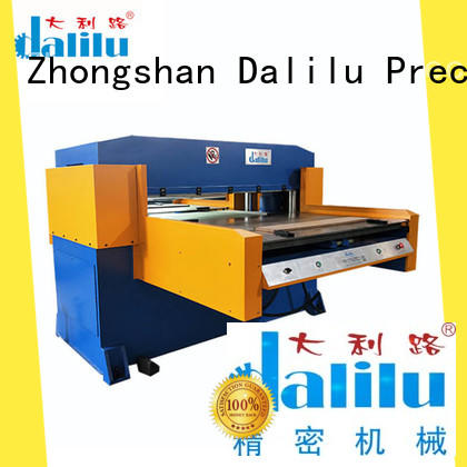 Dalilu four leather die cutting machine on sale for seal ring