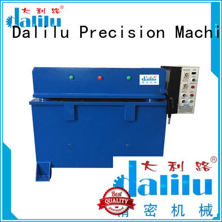 security automatic die cutter cutting factory for board