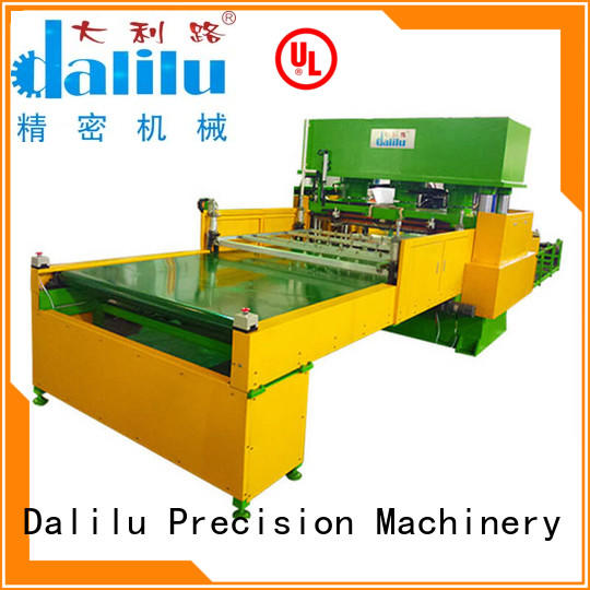 Dalilu customized automatic cloth cutting machine on sale for wallets
