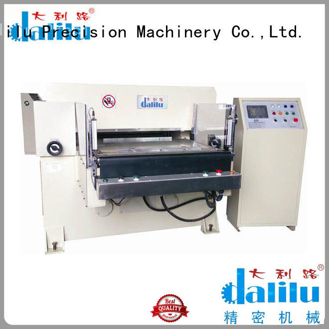 Dalilu cost-effective material die cutting machine film for electronics