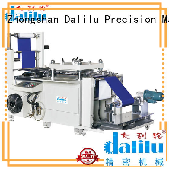 cost-effective plastic die cutting machine supplier for plastic lunch boxes
