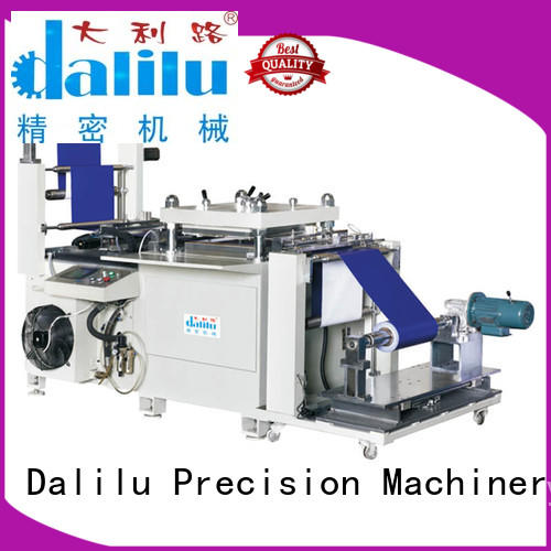Dalilu cost-effective plastic cutting machine supplier for woven bags