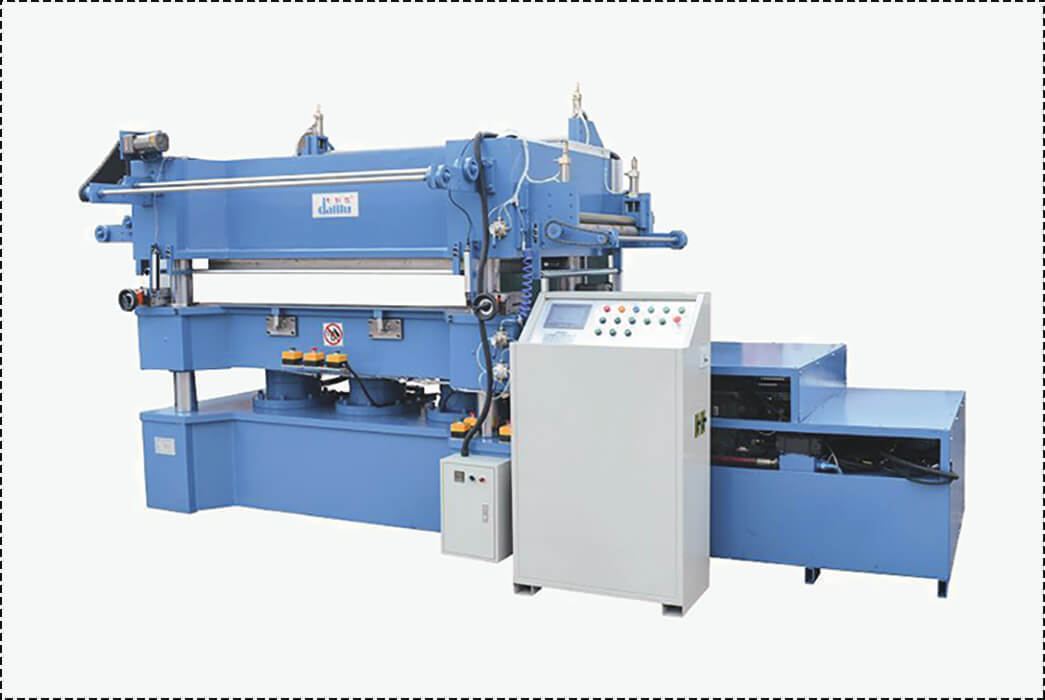Dalilu durable stamping machine from China for calendars-1